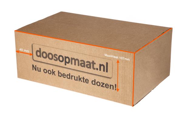 kleur zwarte doos